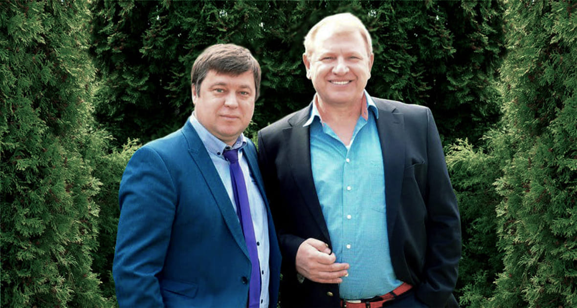 Polymya Agro Ltd. founders: Maskimuk Sergei and Zanko Valeri