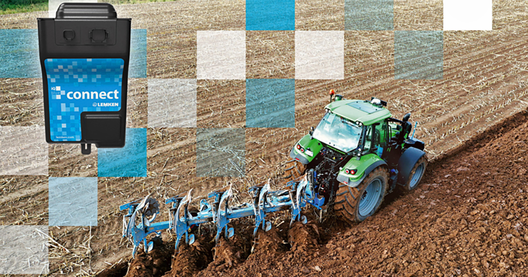 Lemken iQblue connect=