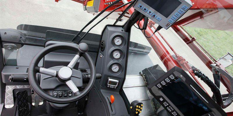 rapido5 Самоходный кормораздатчик RAPIDO 150/180/200/220