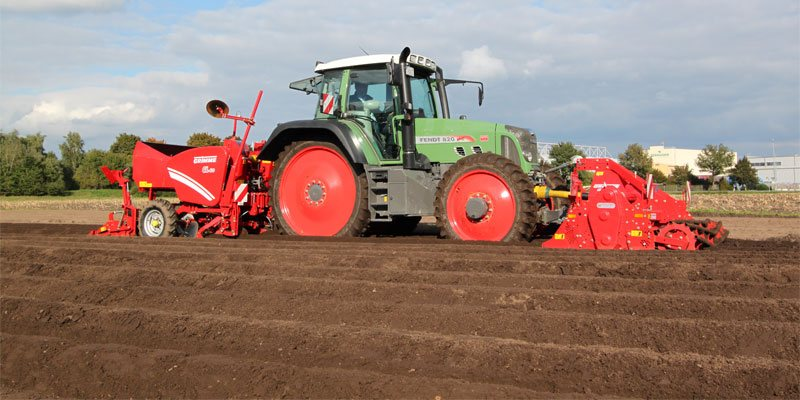 Фото Grimme GL 420
