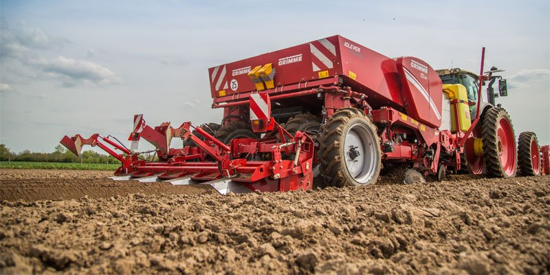 Фото Grimme GB 430