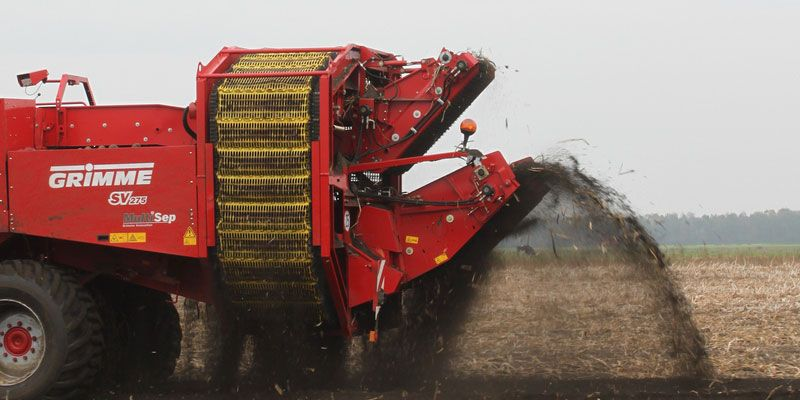 Фото Grimme SV 260