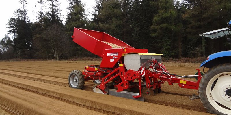 Фото Grimme GB 330