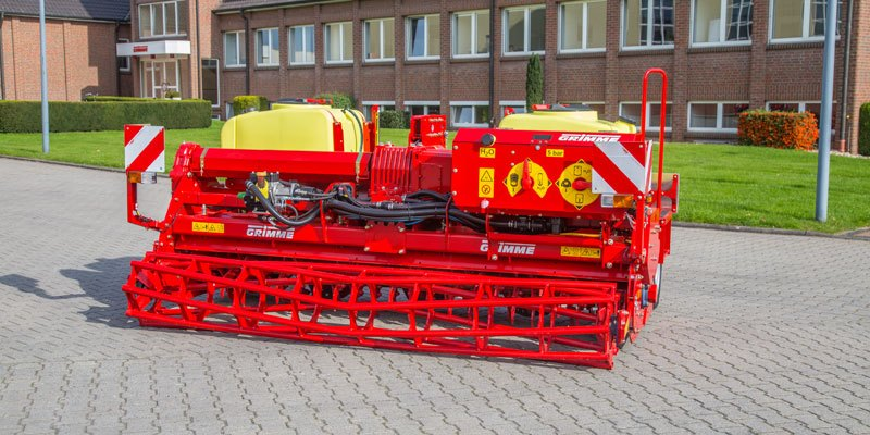 Фото Grimme GR