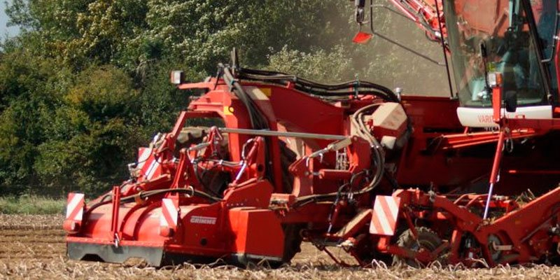 Фото Grimme HT 200