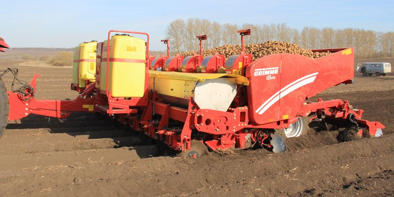 Фото Grimme GL 860