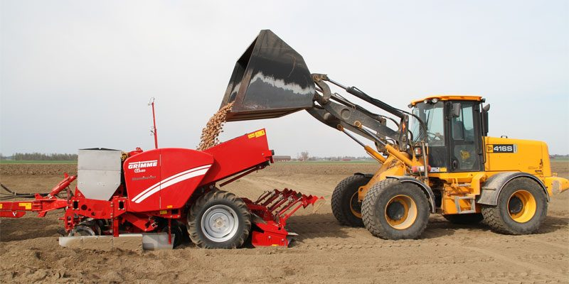 Фото Grimme GL 430