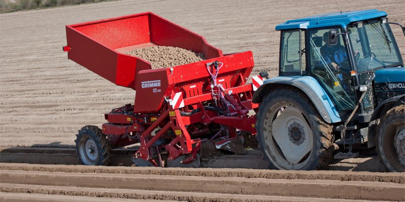 Фото Grimme GB 230