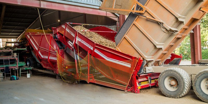 Фото Grimme TH 824