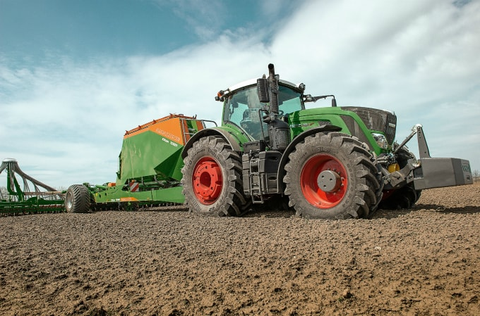 Grip Assasistant Fendt
